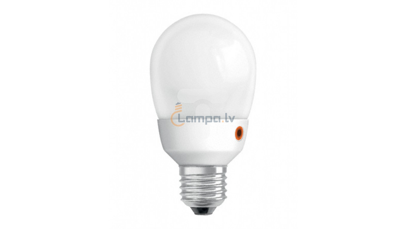 compact bulb osram dulux dint sensor miba 11w 825 e27 miniball. Black Bedroom Furniture Sets. Home Design Ideas