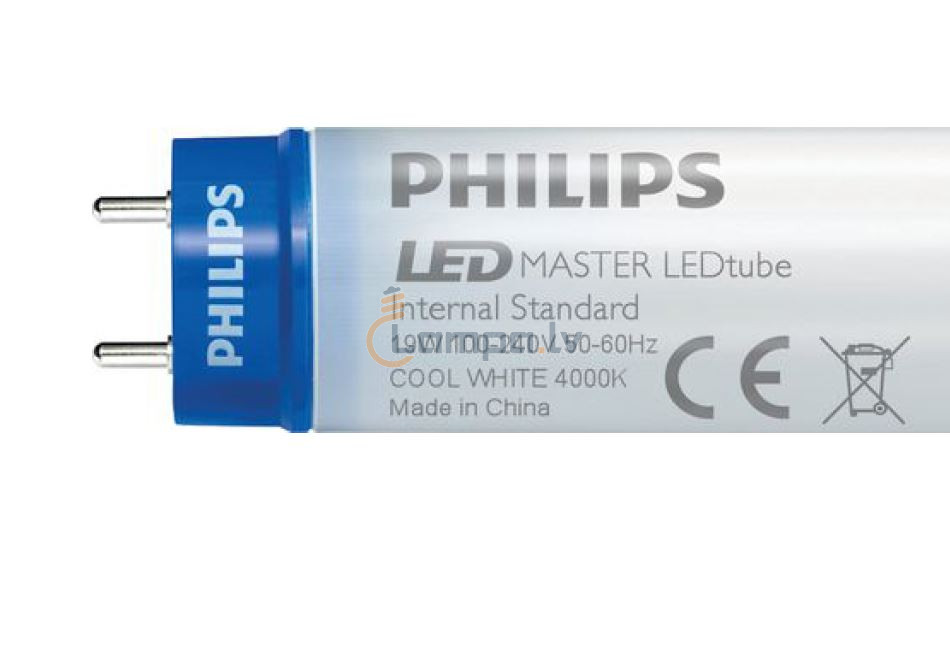 LED Bulb Philips MASTERLEDtube GA110 1200mm 19W/865 I G13 6500K